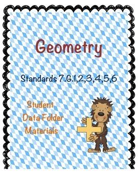 7.G Geometry Student Data Folder