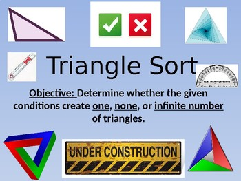 7GA2 Analyzing Constructions with Triangle Sorting Activity