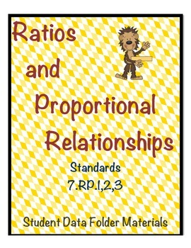 7.RP Ratios and Proportional Relationships Student Data Folder