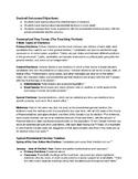 7th-8th Civics Course Lesson Four