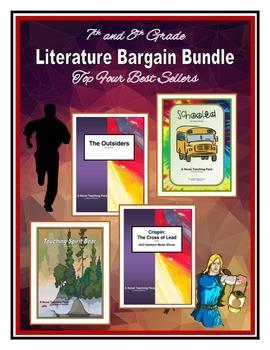 Literature Bundle 7th and 8th Grade