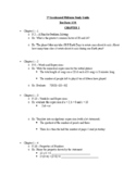 7th Accelerated Math Midterm Study Guide