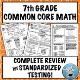 7th GRADE MATH REVIEW DISTANCE LEARNING