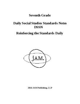 7th Grade Social Studies DSSN