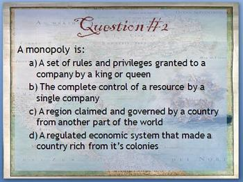 7th Grade Alberta Social Studies Chapter 6 Review Power Point