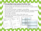 7th Grade Math Beginning of the Year Common Core Pre-Test