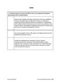 7th Grade California Social Studies Standards Checklist