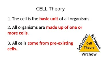 7th Grade Cells Review PPT