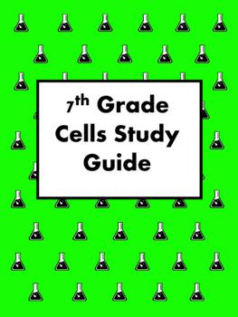 7th Grade Cells Study Guide
