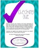 7th Grade Checkmarks