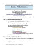 7th Grade Close Reading & Written Response Packet: Compari