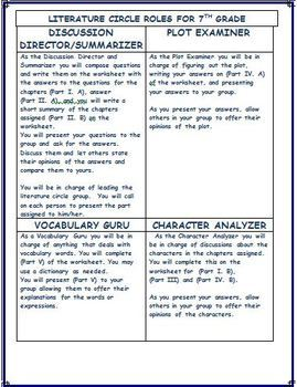 7TH COMMON CORE ANALYSIS TEMPLATE FOR ANY NOVEL