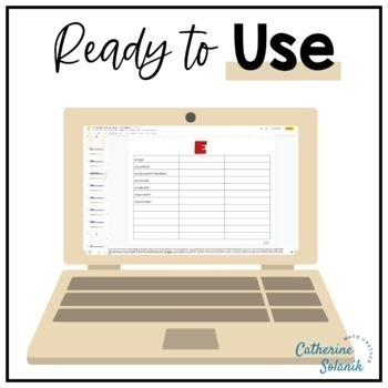 7th Grade DIGITAL MATH DICTIONARY - Common Core Vocabulary - Google Drive