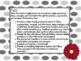 7th Grade ELA Common Core Standards Posters