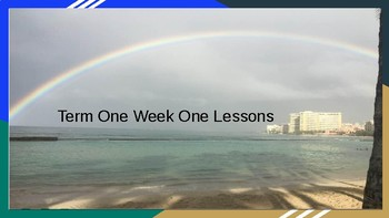 7th Grade ELA & ELL Weeks One-Five Complete Lessons