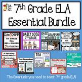 7th Grade ELA Essential Bundle