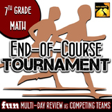 7th Grade End of Course Review Tournament