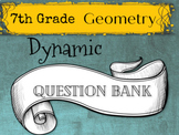 7th Grade Geometry Examview Question Bank