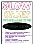 7th Grade Glow Games Test Prep Room Transformation
