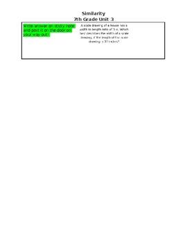 7th Grade Hyperdoc- Similarity