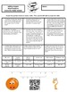 7th Grade Integers with Word Problems Create the Riddle Activity Bundle