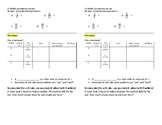 7th Grade Intro to Unit Rates with Guided Notes and Intro