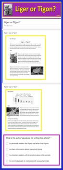 7th Grade LEAP 2025 Test Prep - Practice Tests - English Language Arts