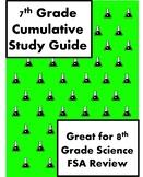 7th Grade Life Science Cumulative Study Guide