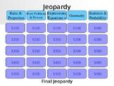 7th Grade MATH PSSA Common Core Review Jeopardy