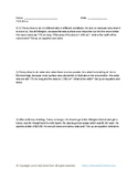 7th Grade Math: 7.EE.B.4 two worksheets package - word problems!