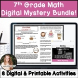 7th Grade Math Activity Bundle! CCSS & TEKS Aligned!
