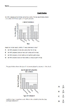 7th Grade Math Assessment Review: Probability #2