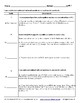 7th Grade Common Core Math Assessment with Marzano Scales!