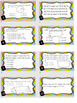 7th Grade Math COMMON CORE Geometry Task Cards
