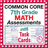 7th Grade Common Core Math Assessments 7th Grade