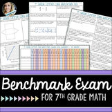 7th Grade Math Benchmark Exam