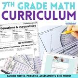 7th Grade Math Curriculum