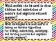 7th Grade Math Essential Questions Rainbow Chevron *Common