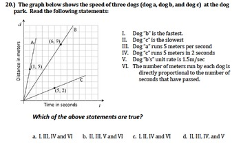 7th Grade Math Final Exam and Study Guide~Common Core