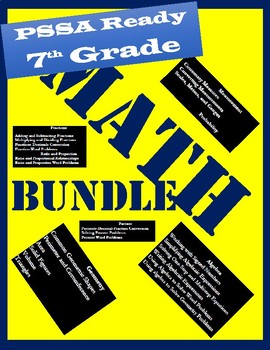 7th Grade Math Goodies