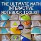 7th Grade Math Interactive Notebook