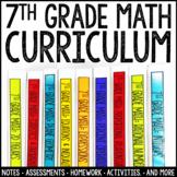 7th Grade Math Resources Mega Bundle