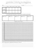 7th Grade Math Module 1-Using Tables&Graphs to check Proportional Relationships