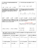 7th Grade Math Number Systems Exam 7.NS.1, 7.NS.2, 7.NS.3
