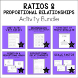 Proportional Relationships Activity Bundle | 7th Grade Math