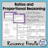 Ratios and Proportional Reasoning Bundle (7.RP.1 - 7.RP.3)