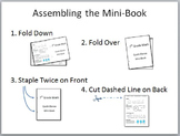 7th Grade Math Review - Common Core (entire year) - Mini Book