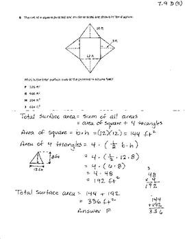 7th Grade Math STAAR Review