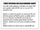 7th Grade Math STAAR Review - QR Scavenger Hunt