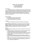 7th Grade Math Syllabus